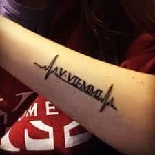 Date Tattoos 29