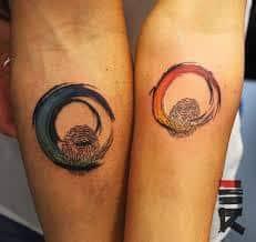 Fingerprint Tattoo 13