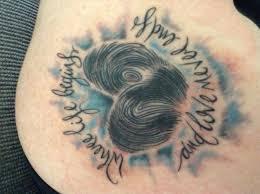 Fingerprint Tattoo 33