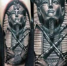 King Tut Tattoo (1)