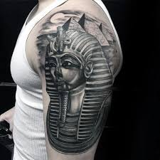 52 King Tut Tattoo Meaning Ideas, & Designs | Hand & Neck