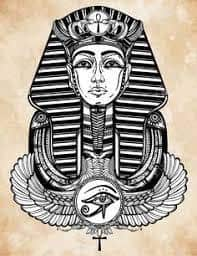 King Tut Tattoo (7)