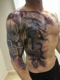 knight tattoo meaning ideas designs templar tattoos. Black Bedroom Furniture Sets. Home Design Ideas