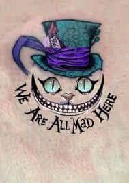What Does Mad Hatter Tattoo Mean 45 Ideas And Designs