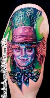 Designs mad hatter tattoo Mad Rabbit