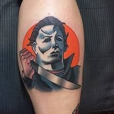Michael myers tattoo meaning ideas designs for Michael myers tattoo