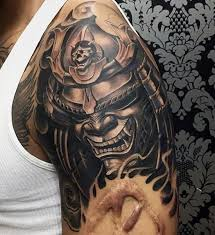 What Does Oni Mask Tattoo Mean? | Represent Symbolism