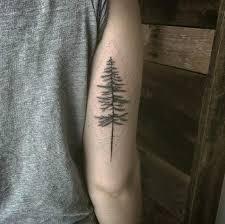 Pine Tree Tattoo (2) – Tattoo SEO