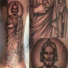 San Judas Tadeo Tattoo 16 Tattoo Seo