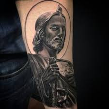 San Judas Tadeo Tattoo Meaning 45 Ideas And Designs