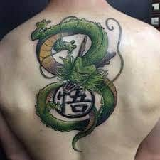 What Does Shenron Tattoo Mean 45 Ideas And Designs