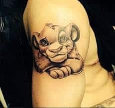 Simba Tattoo 17 Tattoo Seo