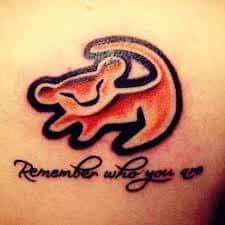 84ff3d6d3e511 Simba Tattoo (23) – Tattoo SEO