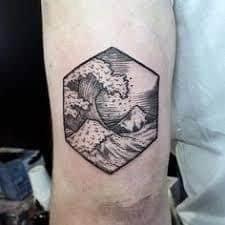Tricep Tattoo 2