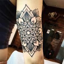 Tricep Tattoo 37