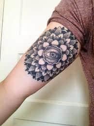 Tricep Tattoo 38