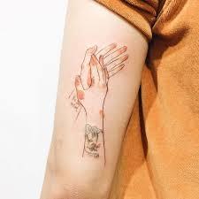 Tricep Tattoo 41
