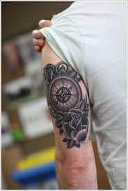 Tricep Tattoo 47