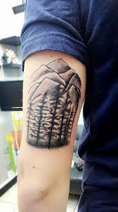 Tricep Tattoo 9