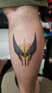 what does wolverine tattoo mean ideas designs. Black Bedroom Furniture Sets. Home Design Ideas