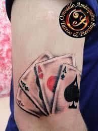 Aces Tattoo 12
