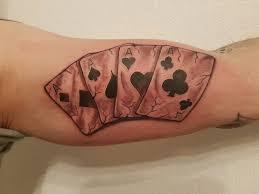 Aces Tattoo 3