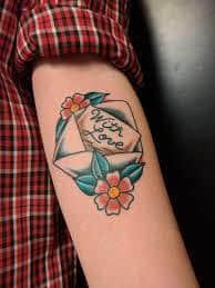 Aces Tattoo 5
