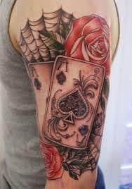 Aces Tattoo 9