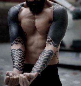 Albuquerque Tattoo Artist Eddie Rise 3