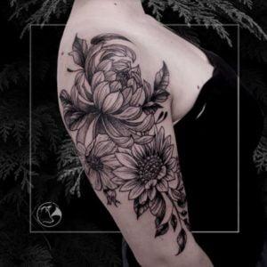 Albuquerque Tattoo Artist Fox Richards 4