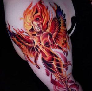 Albuquerque Tattoo Artist Jessie Campolo 2