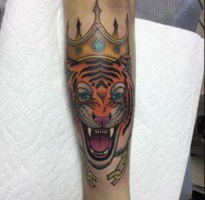 Albuquerque Tattoo Artist Mark Paxton 4