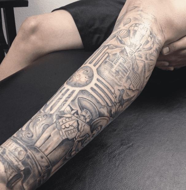 Albuquerque Tattoo Artists