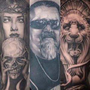 Alex Correa Tattoo Artist 1