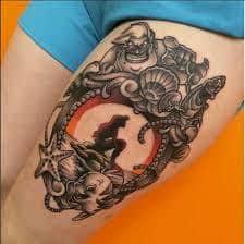 Ariel Tattoo 11