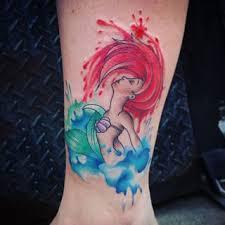 Ariel Tattoo 54