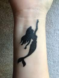 Ariel Tattoo 55