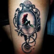 Ariel Tattoo 6