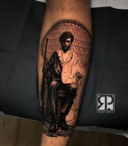 Atlanta Tattoo Artist Roger Parrilla 1