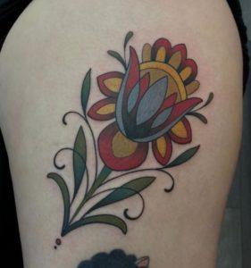 Atlanta Tattoo Artist Taylor Anne 1
