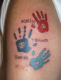 Tattoo Baby Name