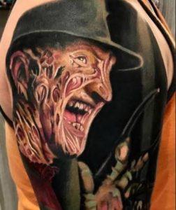 Baltimore Tattoo Artist Justin Holcombe 1
