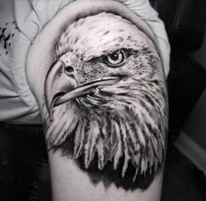 Baltimore Tattoo Artist Nick Kaufman 1