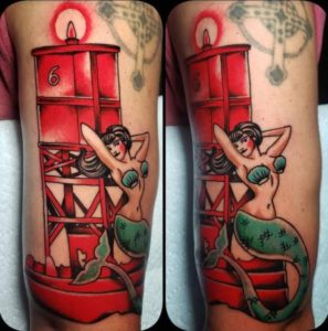 Baltimore Tattoo Artist Nick Kaufman 2