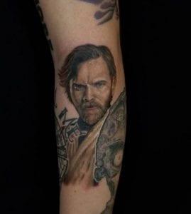Ben Hoteling Tattoo Artist