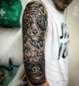 Birmingham Tattoo Artist Ben Painter 2
