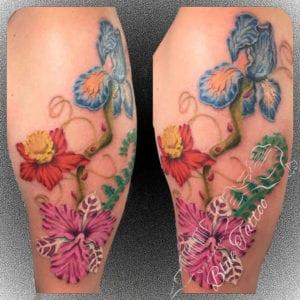 Blue Tattoo San Diego Tattoo Artist 1