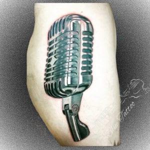 Blue Tattoo San Diego Tattoo Artist 2