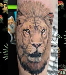 Boise Tattoo Artist Jessica Dell'Erba 2