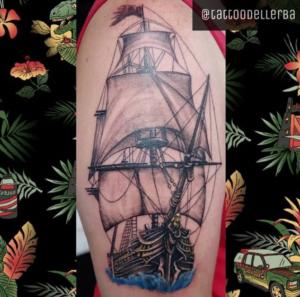 Boise Tattoo Artist Jessica Dell'Erba 4